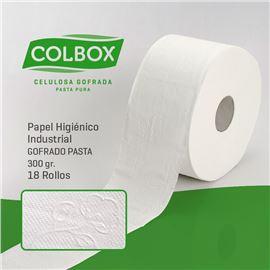 Papel hig. yumbo extra pasta 300 gr s/ 18 rollos - 2340004-WEB