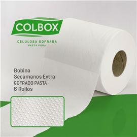 Bobina cheminé secamános extra gofrado s/ 6ud - 2310007-WEB
