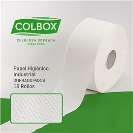 Papel hig. yumbo extra colbox s/ 18 ud - 2340002-WEB