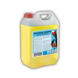 Detersol basico 20 lt .(23.8 kg.) comp. alcalino - 2990046