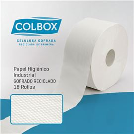 Papel hig yumbo 2c gofrado laminado 2ª s/ 18 rollos - 2340009-WEB
