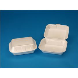 Envase foam almuerzo - 103-1675 ALMUERZO