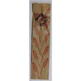 Bolsa papel 12x6x51 c/1000 ud ( nº4) - 1020017-BOLSA PAPEL 12 6 51