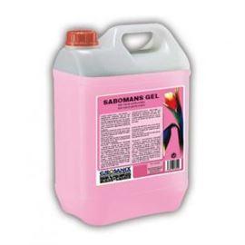 Sabomans gel de manos perfumado grf. 10 ltr. - 3010002