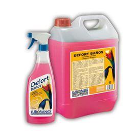 Defort baños limpiador grf. 5 ltr. - 2950024