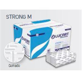 Toalla strong m- lucart 2 capas c/ 15*125 ud865001 - 2320020