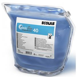 Oasis pro 40 ( limpiacristales ) c/ 2x2 ltr - 4060013-OASISPRO40