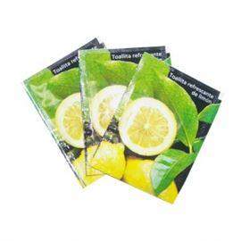 Toallitas refrescantes c/ 100 ud standard - 1660018-1660019