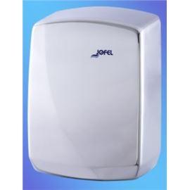 Secador futura inox optico brillo ref: aa16000 - 3810011-SECAMANOS FUTURA INOX