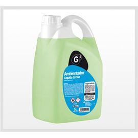 G3 ambientador líquido limón 5 lts - 2910101