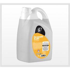 G3 decapante alcalino grf. 5 ltr. ( c/4x5 ) - 3020032-DECAPANTE ALCALINO