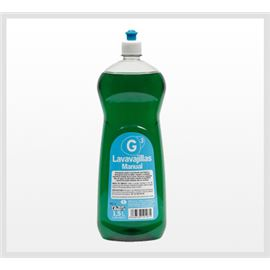G3 lavavajillas manual 1.5 ltr (c/12x1.5 ) - 2940015