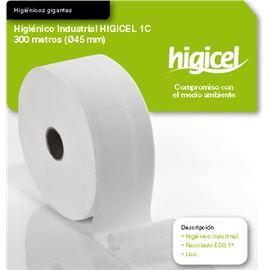 Papel hig. ind. higicel 1c 300mtr. s/18 r ce230 - 2340029