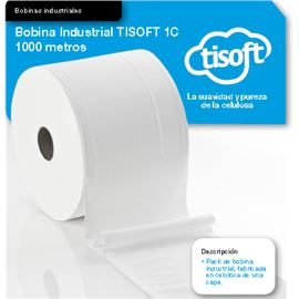 Trapicel liso 1c tisoft 1000 mtr. s/2 und-ce227 - 2330022
