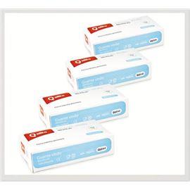 Guante vinilo eco sin polvo eco t-peq- 100 ud - 2470042-58-60-61