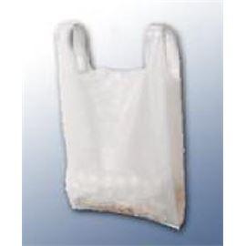 Bolsa camiseta 40x50 blanca 120 ud c/ 35 paq. - 3710015-BOLSA CAMISETA