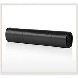 Bolsa basura fortplas 125x150 negra fuerte - BOLSA BASURA NEGRA