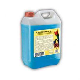 Concentrado de limpiacristales c/ 20 ltr. c-1 - 3000001