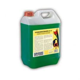 Concentrado de limpiador amoniacal c/20ltr.c-3 - 3000003
