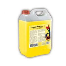 Concentrado de limpiador neutro c/20 ltr. c-2 - 3000002