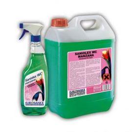 Saniolex manzana garrafa 5 ltr. - 2910041