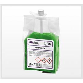 Effiplus detergente 4 * 1.5 ltr. - 3000105-EFFIPLUS DETERGENTE