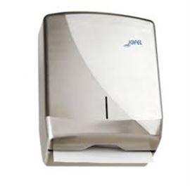 Toallero futura inox z-600 ref: ah25000 - 3880004-TOALLEROINOXJOFEL
