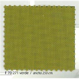Mini mantel ite eco verde 42x31 80 und ref: f70-271 - 1460101-MINIMANTEL ITE ECO VERDE