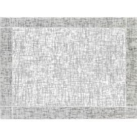 Minimantel air laid blanco hilo gris 20x30 c/800 - 1460006-MINIMANTELAIRLAIDBLANCOHILOGRIS