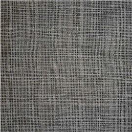 Mantel startela 100x100 blanco hilo negro unidad - 1540009