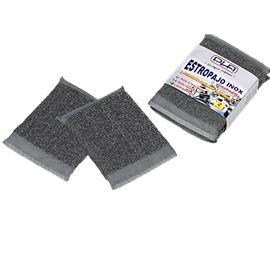 Almohadilla estropajo acero inox pack 2 und. - 2420036