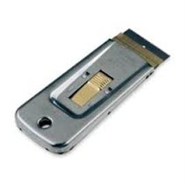 Raspador seguridad con cuchilla c/ 20 ud - 2440032