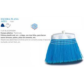 Cepillo plano azul ( c/ 12 ud) - 2460005