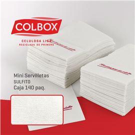 Mini-servis 140 paq. dispenser - 1160004-WEB