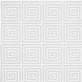 Serv 40 x 40 airlaid blan greca blan 12 *25 ud - 1240002