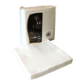 Serv 40x40 1c blanca 12 p luxe 600 udtisus ref: t221436 - 1240012