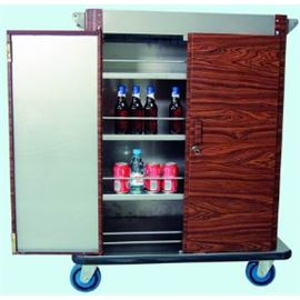 Carro bebidas pvc estampado ref: mod1260 - 3990039-CARRO BEBIDAS MOD 1260