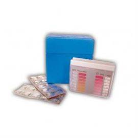 Test-kit comprobacion nivel cloro y ph - 3070013