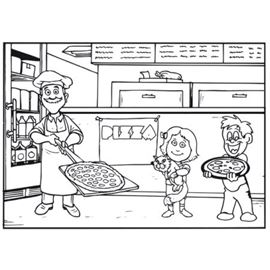 """Minimantel offset 2 caras """"pizza"""" 100g/m2 31 x 43 cm 1000 und surtido papel - 1440012-MANTELINES OFFSET 2 CARAS 121.10"""