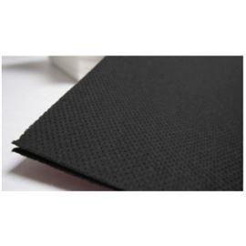 Serv. 20x20 2c punta/punta negra 100 ser c/30 paq - 1200027-SERVILLETA PUNTA-PUNTA NEGRA