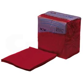 Serv 40 x 40 tissu class terracota p50 c/600 t224053.2 - 1340122