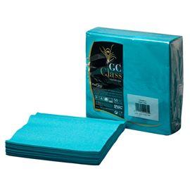 Serv 40*40 tisuclass turquesa c/600 t224064.0 - 1340073-SERVILLETA40MARTURQUESA