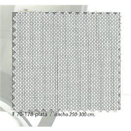 Minimantel 30x42 ite eco screen f70-178plata ud - 1460102-MINIMANTEL 30 42 PLATA