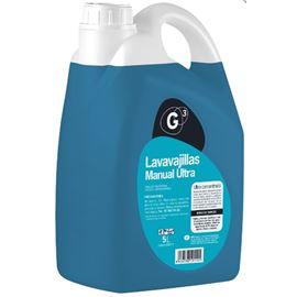 G3 lavavajillas ultra manual 5l - 2940016-G3 LAVAVAJILLAS MANUAL ULTRA 5L