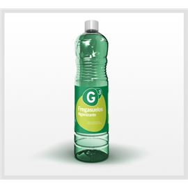 G3 fregasuelos higienizante 1 ltr. c/ 15 ud - 2970067+