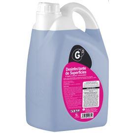 G3 desinfectante superficies 5 ltr. - 2980001-G3 DESINFECTANTE SUPERFICIES 5L