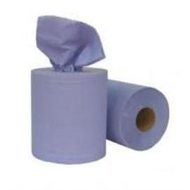Bobina cheminé gofrado azul s/ 6 ud mr - 2310011