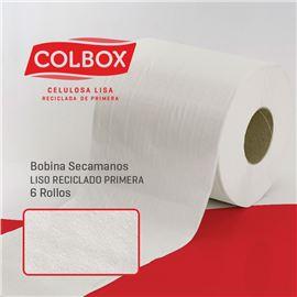 Bobina chemine liso 2c s/6 ud colbox - 2310008-WEB
