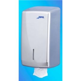 Dispensador papel hig. interp. inox brll ref: ah75500 - 3870002-DISPENSADOR PAPEL HIGIENICO AH75500