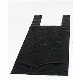 100 bolsas 85x105 cm g170 negra (e.c.i.) 10314 - 2650036-BOLSA NEGRA CAMISETA